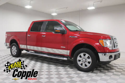 2011 Ford F-150 for sale at Copple Chevrolet GMC Inc in Louisville NE