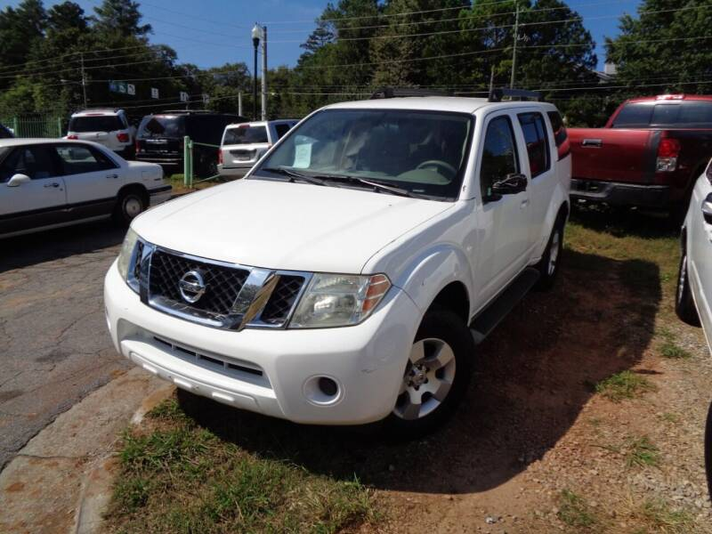 2011 Nissan Pathfinder for sale at Wheels and Deals 2 in Atlanta GA