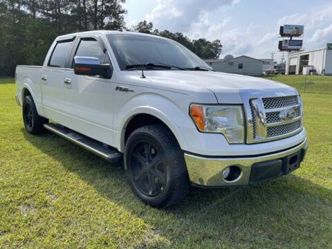2010 Ford F-150 for sale at Quality Auto of Collins in Collins MS