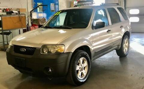 2005 Ford Escape for sale at Reinecke Motor Co in Schuyler NE