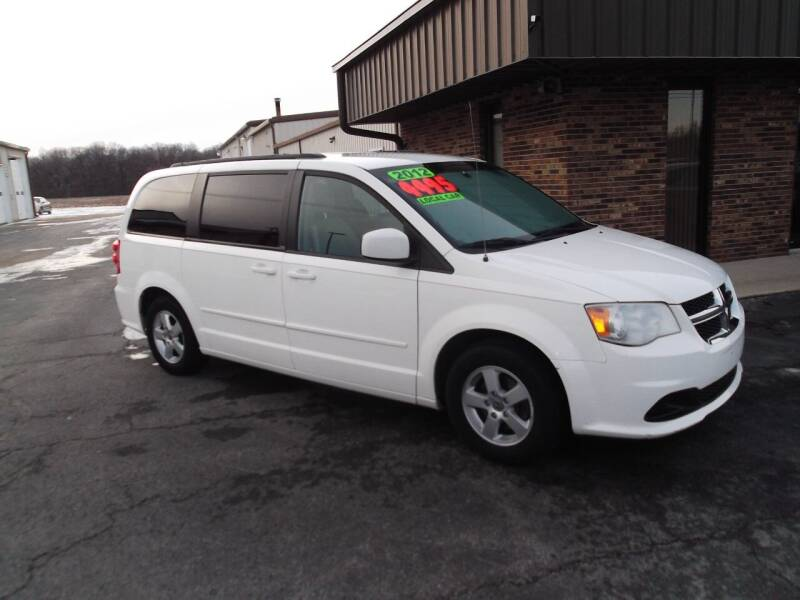 2012 Dodge Grand Caravan for sale at Dietsch Sales & Svc Inc in Edgerton OH