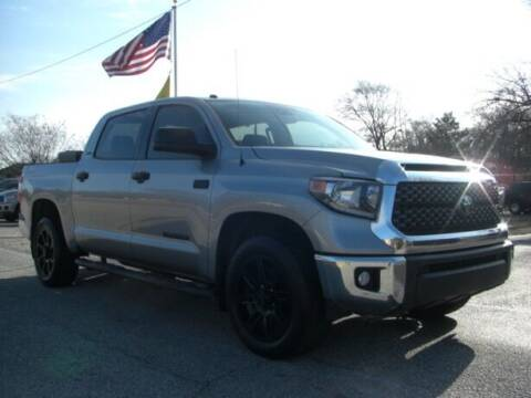 2019 Toyota Tundra for sale at Manquen Automotive in Simpsonville SC