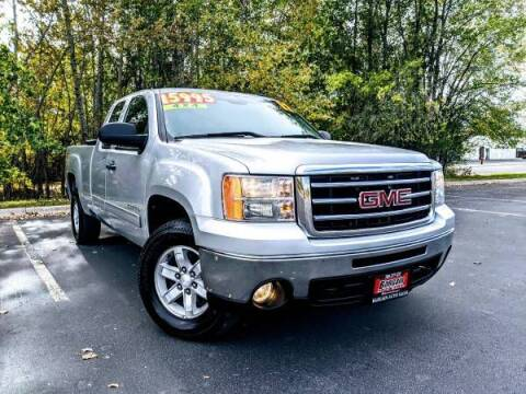 2012 GMC Sierra 1500 for sale at Bargain Auto Sales in Garden City ID