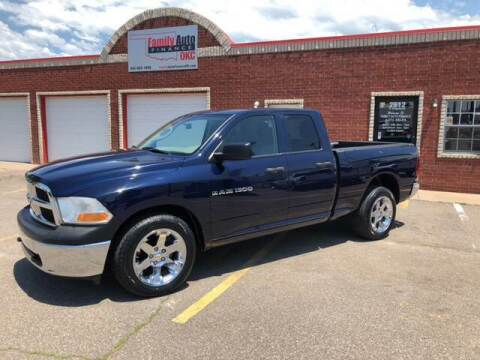 2012 RAM Ram Pickup 1500 for sale at Family Auto Finance OKC LLC in Oklahoma City OK