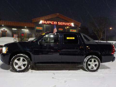 2007 Chevrolet Avalanche for sale at Super Service Used Cars in Milwaukee WI