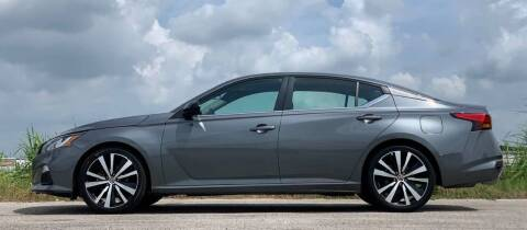 2020 Nissan Altima for sale at Palmer Auto Sales in Rosenberg TX
