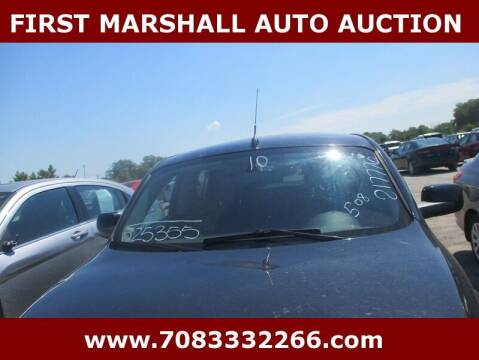 2010 Chevrolet HHR for sale at First Marshall Auto Auction in Harvey IL