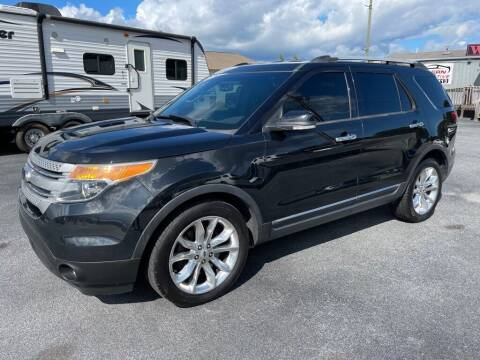 2014 Ford Explorer for sale at Modern Automotive in Boiling Springs SC