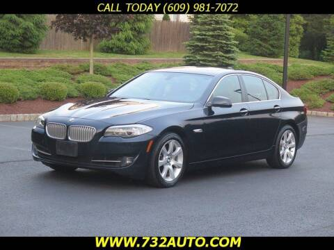 2013 BMW 5 Series for sale at Absolute Auto Solutions in Hamilton NJ