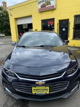 2016 Chevrolet Malibu for sale at Hartford Auto Center in Hartford CT