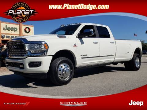 2019 RAM Ram Pickup 3500 for sale at PLANET DODGE CHRYSLER JEEP in Miami FL