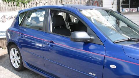 2007 Mazda MAZDA3 for sale at JERRY'S AUTO SALES in Staten Island NY