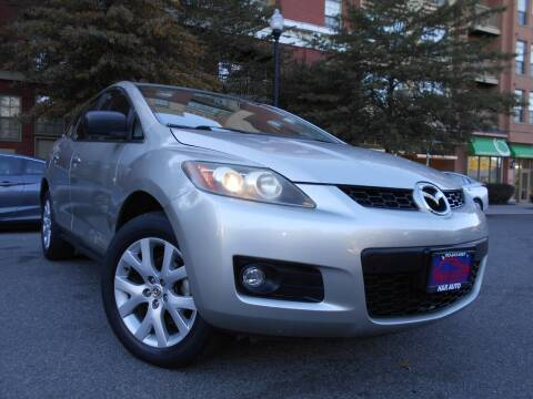 2007 Mazda CX-7 for sale at H & R Auto in Arlington VA