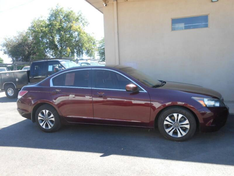 2009 Honda Accord for sale at Armstrong Truck Center in Oakdale CA