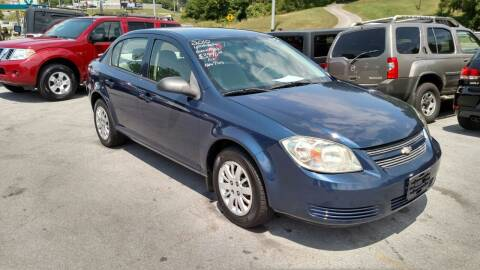 2010 Chevrolet Cobalt for sale at DISCOUNT AUTO SALES in Johnson City TN