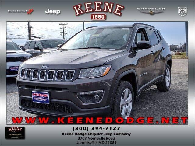 2021 Jeep Compass for sale in Jarrettsville, MD