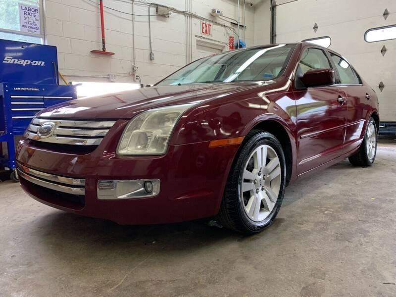 2006 Ford Fusion for sale at Auto Warehouse in Poughkeepsie NY