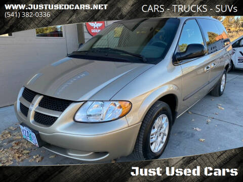 2002 Dodge Grand Caravan for sale at Just Used Cars in Bend OR