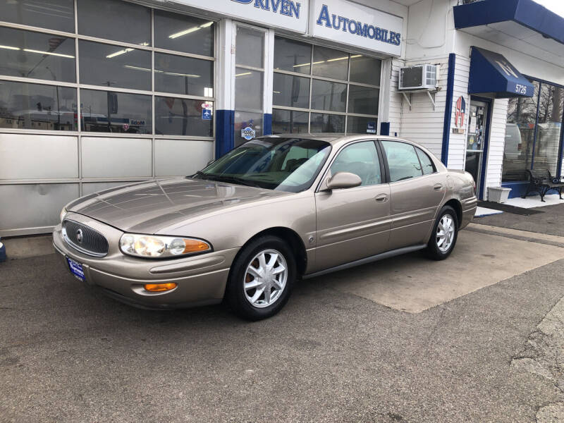 2004 Buick LeSabre for sale at Jack E. Stewart's Northwest Auto Sales, Inc. in Chicago IL
