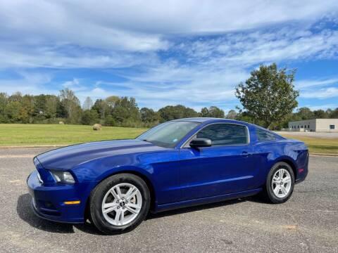 2014 Ford Mustang for sale at LAMB MOTORS INC in Hamilton AL
