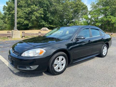 2011 Chevrolet Impala for sale at Padula Auto Sales in Braintree MA