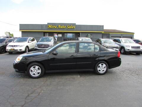 2005 Chevrolet Malibu for sale at MIRA AUTO SALES in Cincinnati OH