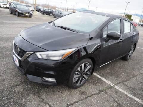 2021 Nissan Versa for sale at Karmart in Burlington WA