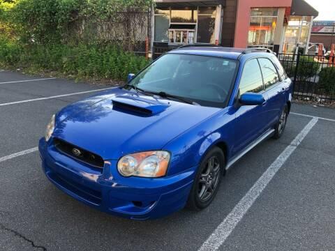 2004 Subaru Impreza for sale at MAGIC AUTO SALES in Little Ferry NJ