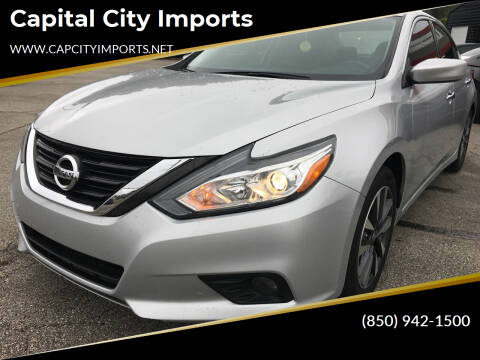 2017 Nissan Altima for sale at Capital City Imports in Tallahassee FL