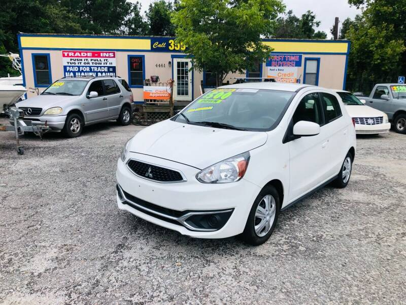2018 Mitsubishi Mirage for sale at Capital Car Sales of Columbia in Columbia SC