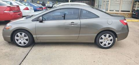 2008 Honda Civic for sale at Tims Auto Sales in Rocky Mount NC