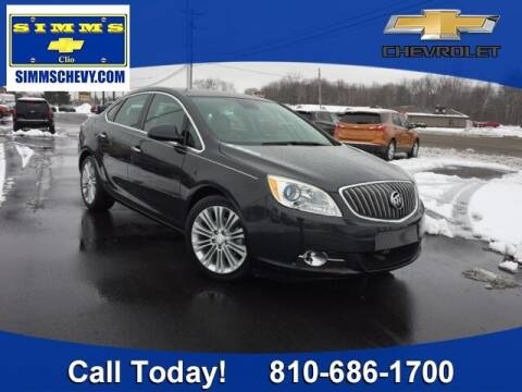 2014 Buick Verano for sale at Aaron Adams @ Simms Chevrolet in Clio MI