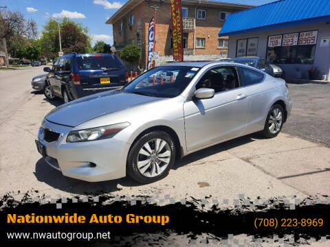2010 Honda Accord for sale at Nationwide Auto Group in Melrose Park IL