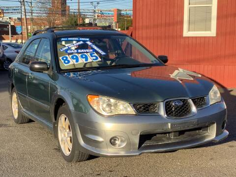 2007 Subaru Impreza for sale at Active Auto Sales in Hatboro PA