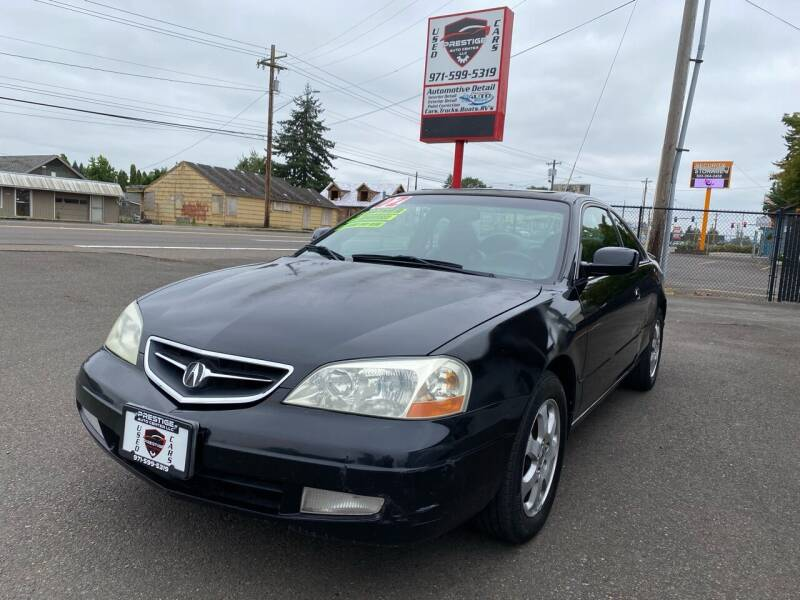 2002 Acura CL for sale in Salem, OR