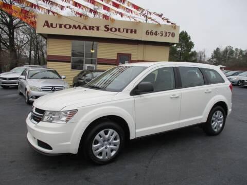 2014 Dodge Journey for sale at Automart South in Alabaster AL