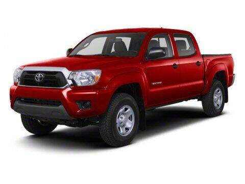 2012 Toyota Tacoma for sale at Quality Toyota in Independence KS