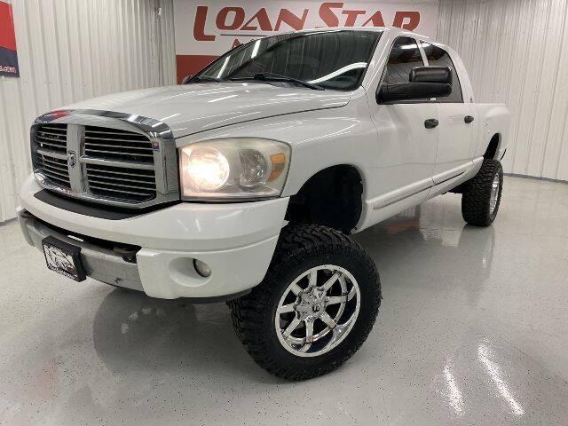 2006 Dodge Ram Pickup 2500 for sale at Loan Star Motors in Humble TX