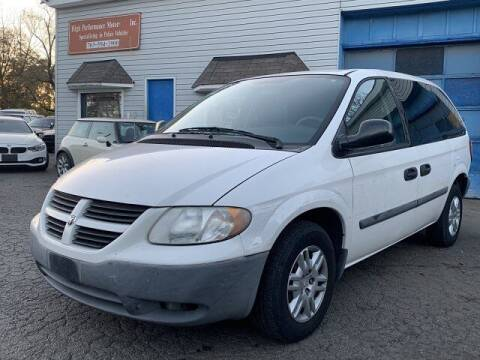 2007 Dodge Caravan for sale at High Performance Motors in Nokesville VA