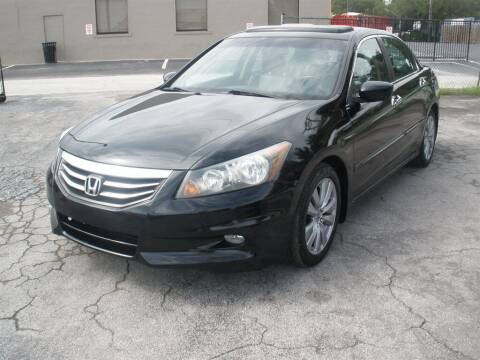 2011 Honda Accord for sale at Priceline Automotive in Tampa FL