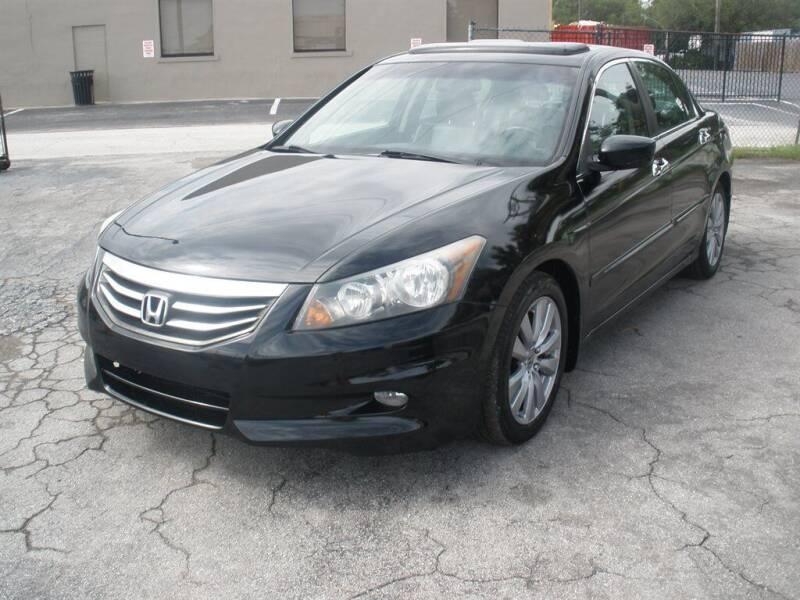 2011 Honda Accord for sale at Priceline Automotive in Tampa FL
