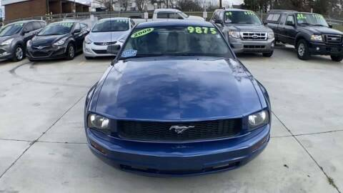 2009 Ford Mustang for sale at Cj king of car loans/JJ's Best Auto Sales in Troy MI