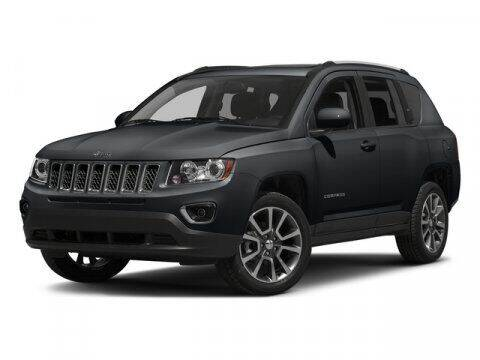 2015 Jeep Compass for sale at BEAMAN TOYOTA in Nashville TN