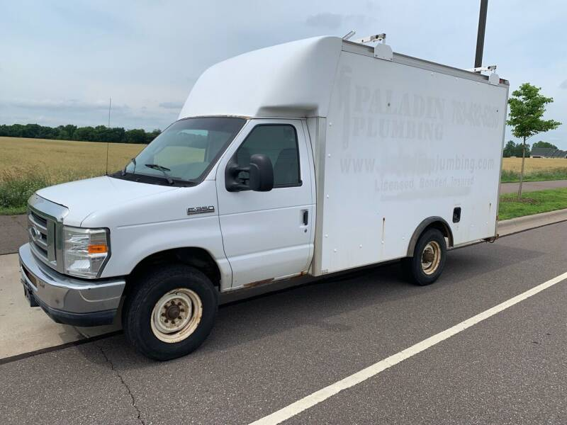2008 Ford E-Series Chassis for sale at Major Motors Automotive Group LLC in Ramsey MN