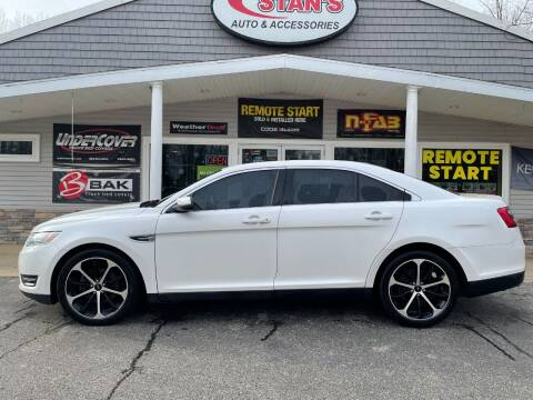 2014 Ford Taurus for sale at Stans Auto Sales in Wayland MI