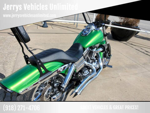 2009 Harley  Fat Bob for sale at Jerrys Vehicles Unlimited in Okemah OK