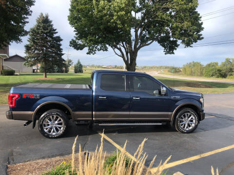 2015 Ford F-150 for sale at Fox Valley Motorworks in Lake In The Hills IL