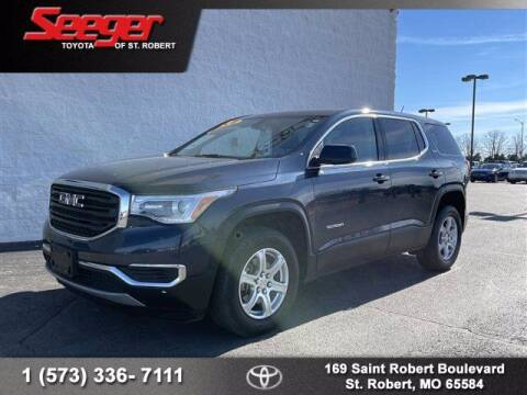 2019 GMC Acadia for sale at SEEGER TOYOTA OF ST ROBERT in St Robert MO