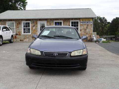 2000 Toyota Camry for sale at Flywheel Auto Sales Inc in Woodstock GA