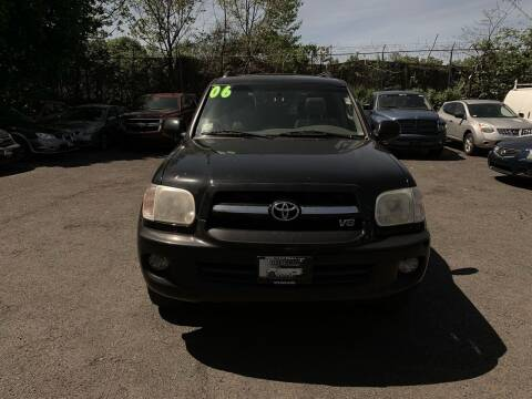 2006 Toyota Sequoia for sale at 77 Auto Mall in Newark NJ